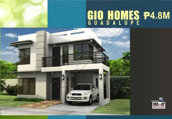 HOUSE DETAILS: •	Floor Area: 148 sqm •	Lot Area: 120 sqm0 •	4 Bedrooms •	3 T & B •	1 Maid's Room •	1 Balcony •	2 Car Garage •	Service area