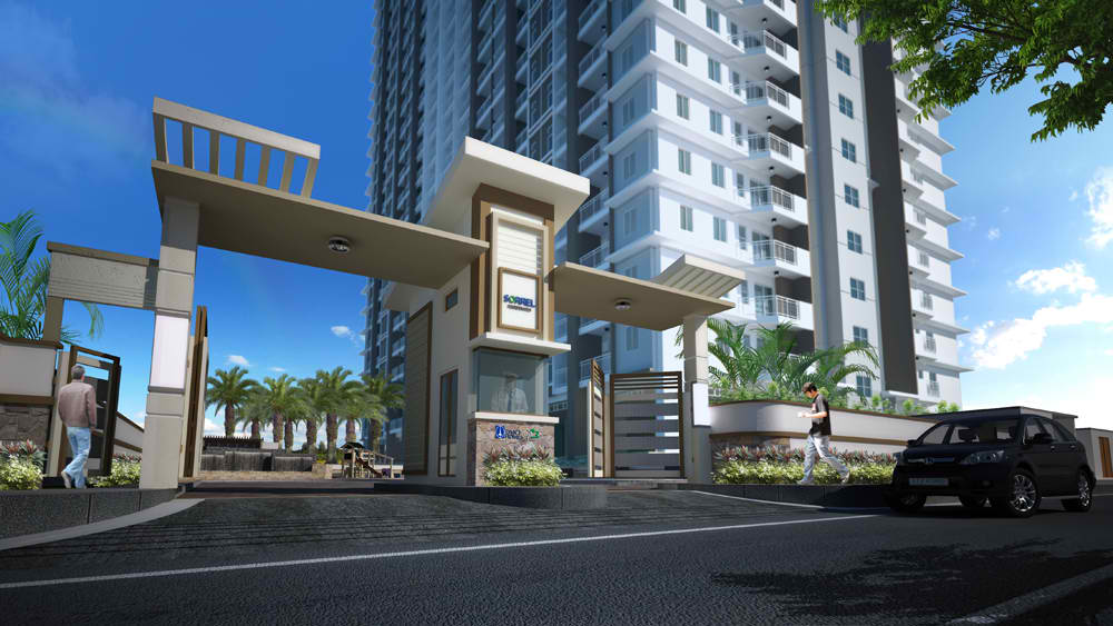 1 bedroom unit available in Sorrel Residences- Manila