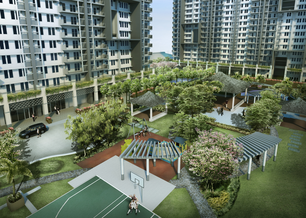 3 bedroom unit available in Flair Towers-Mandaluyong