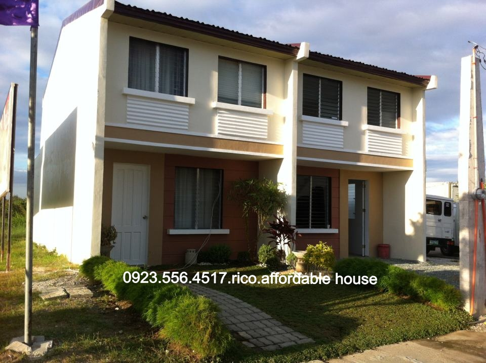 House and Lot For Sale Bella Vista Deca Homes Gen.Trias Cavite