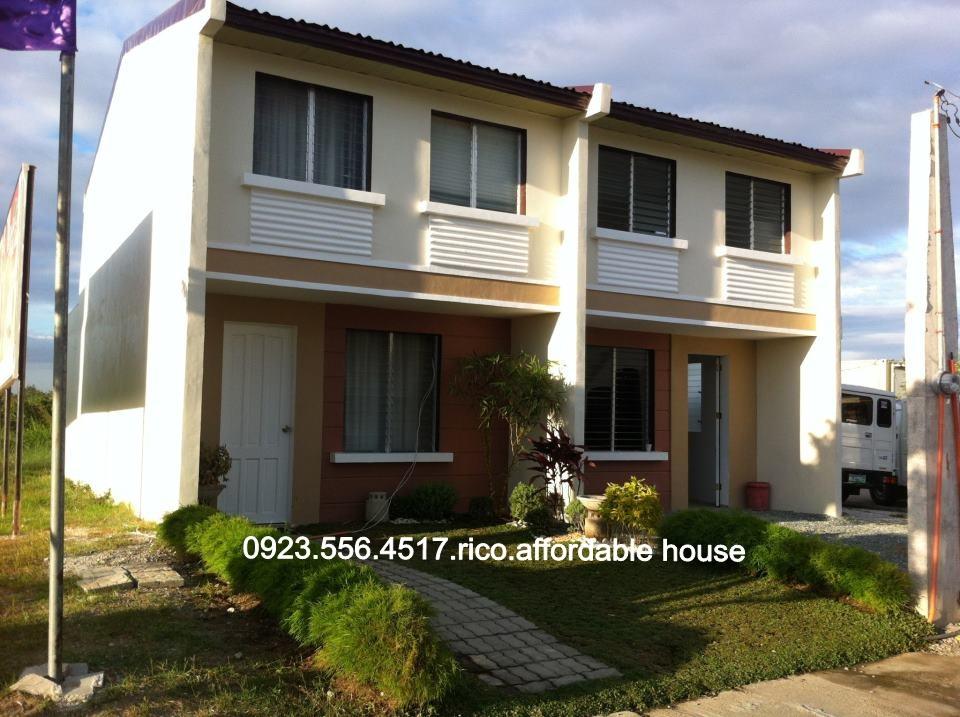 House and Lot For Sale Bella Vista Deca Homes Gen.Trias Cavite