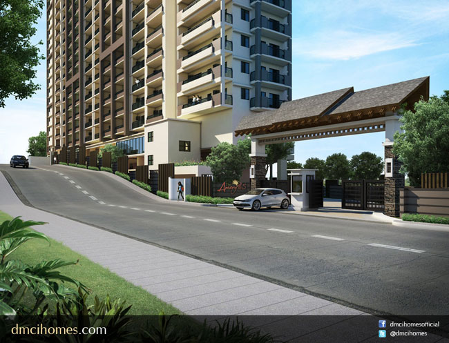 Brand New Condo For Sale-Quezon City