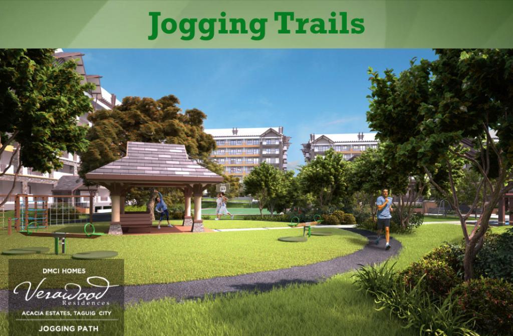Jogging Trails