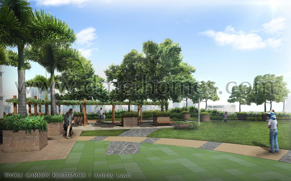 Open lawn/Picnic Grove
