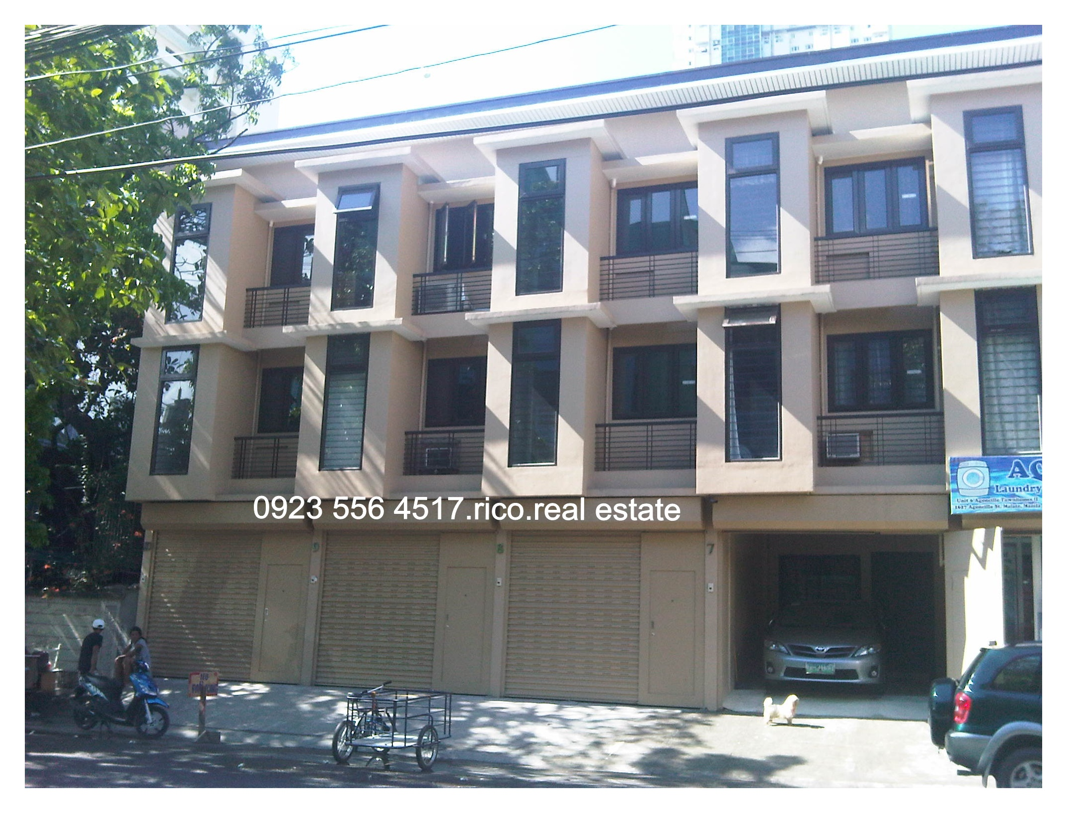 Agoncillo 2 House annd Lot for sale near UP Manila,Robinsons