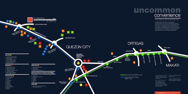 The Commonwealth Residences By Century Properties Quezon City  rico 0916 435 0970