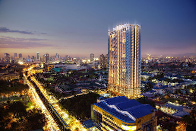 Condo units available in Torre De Manila near Luneta Park