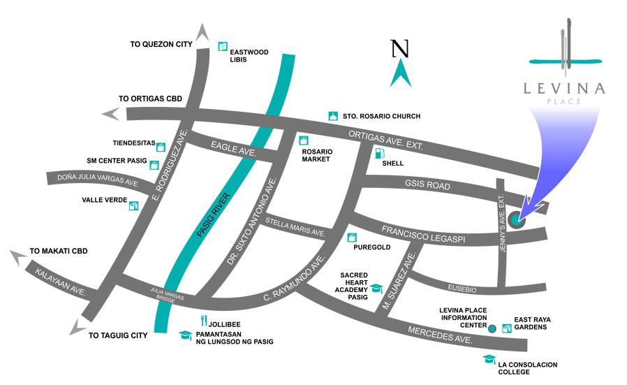 FOR SALE: Apartment / Condo / Townhouse Manila Metropolitan Area > Pasig 1