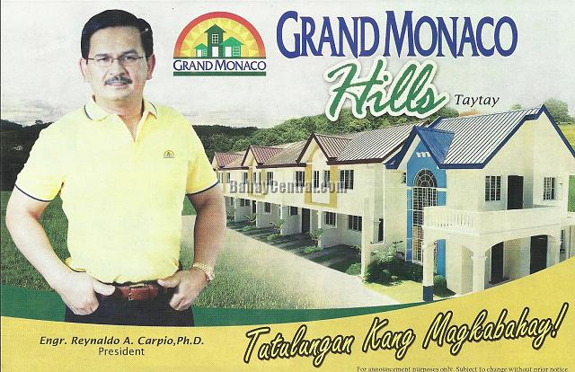 FOR SALE: House Rizal > Other areas