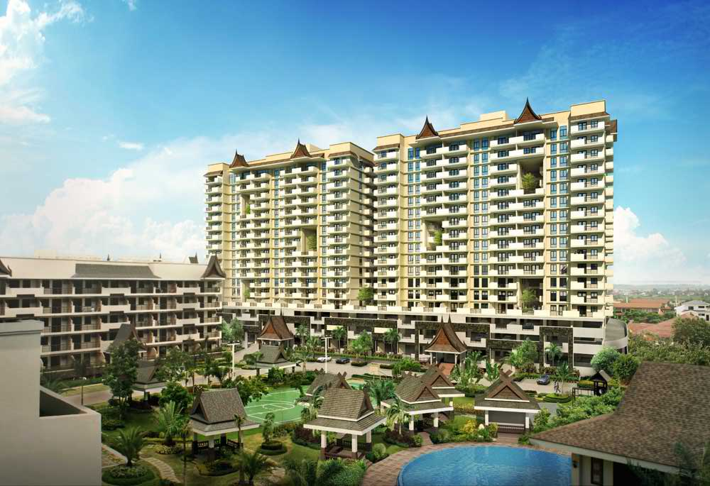 Condominium unit near Market Market by DMCI homes