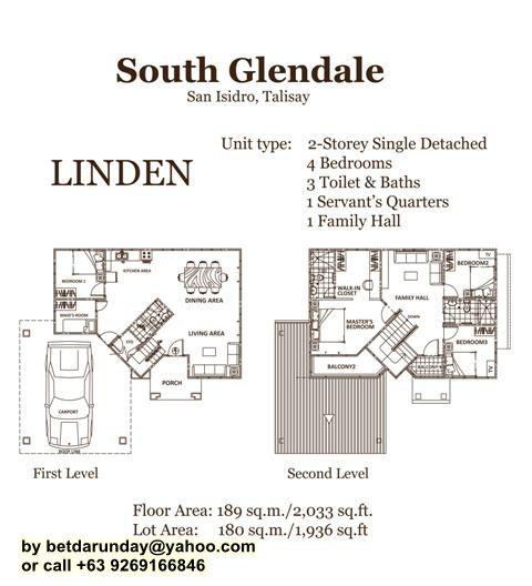 Linden Flr Plan