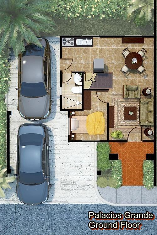 Palacios G-Flr Plan 1