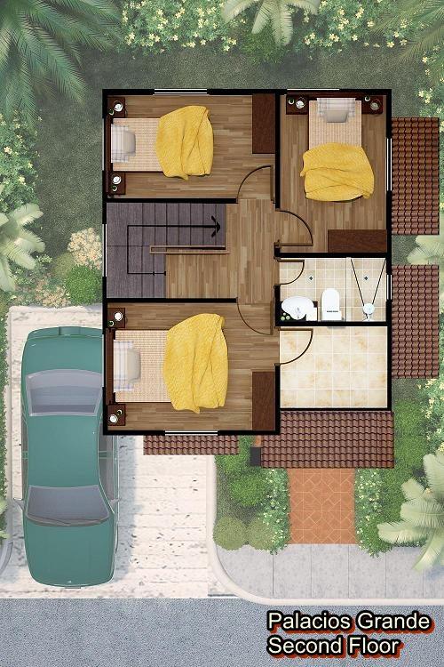 Palacios G-Flr Plan 2