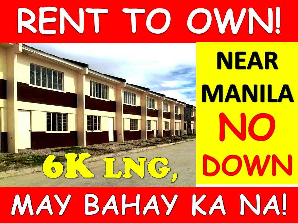rent to own bacoor cavite philippines