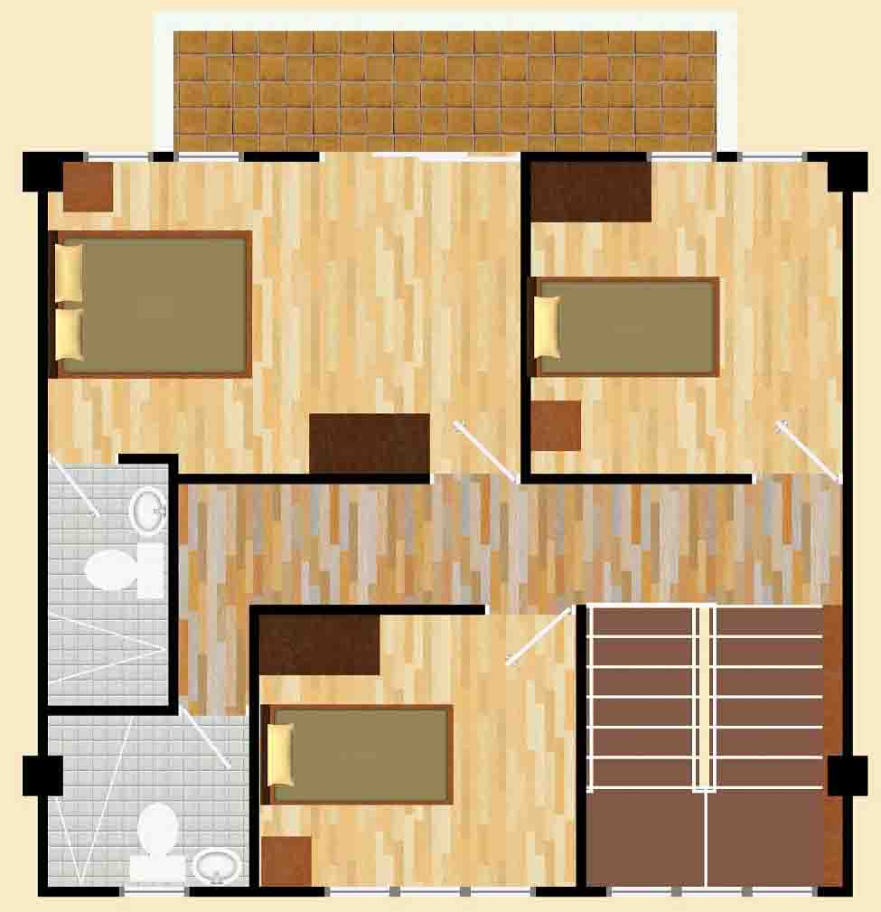 Loft Flr-Woodcrest R/Condo
