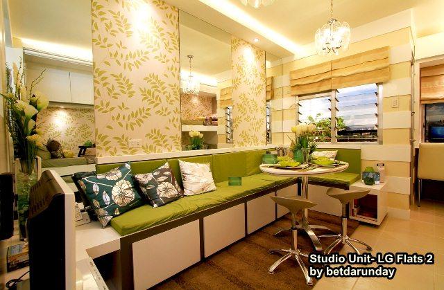 Studio Unit-LG Flats 2