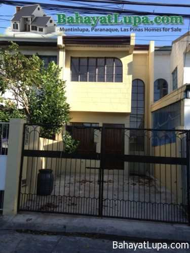 FOR SALE: Apartment / Condo / Townhouse Manila Metropolitan Area > Las Pinas