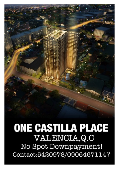 ONE CASTILLA PLACE