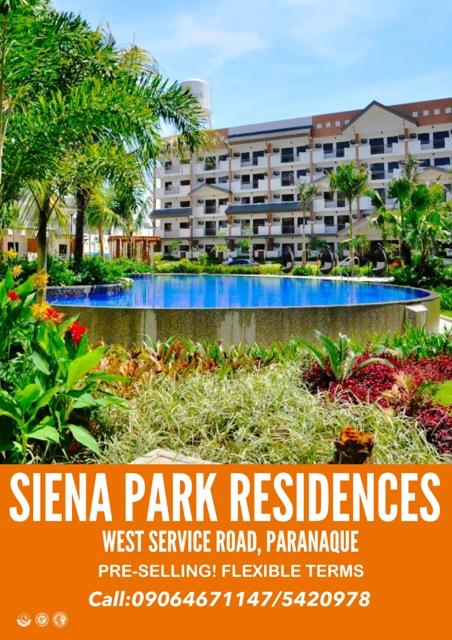 SIENA PARK RESIDENCES