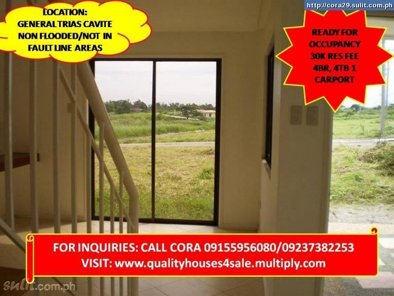 FOR SALE: House Cavite 16