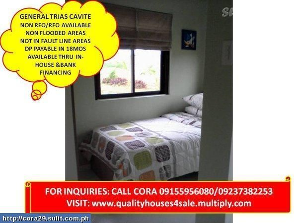 FOR SALE: House Cavite 14