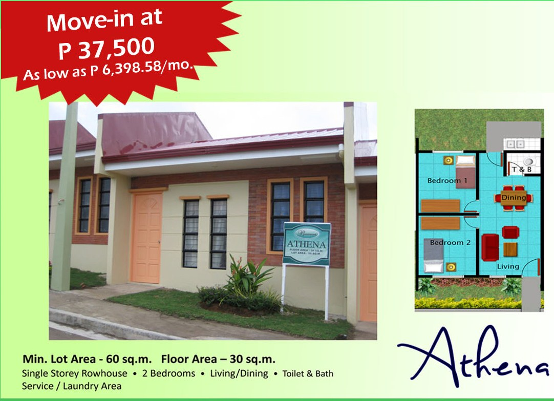 Townhouse in Lucena City