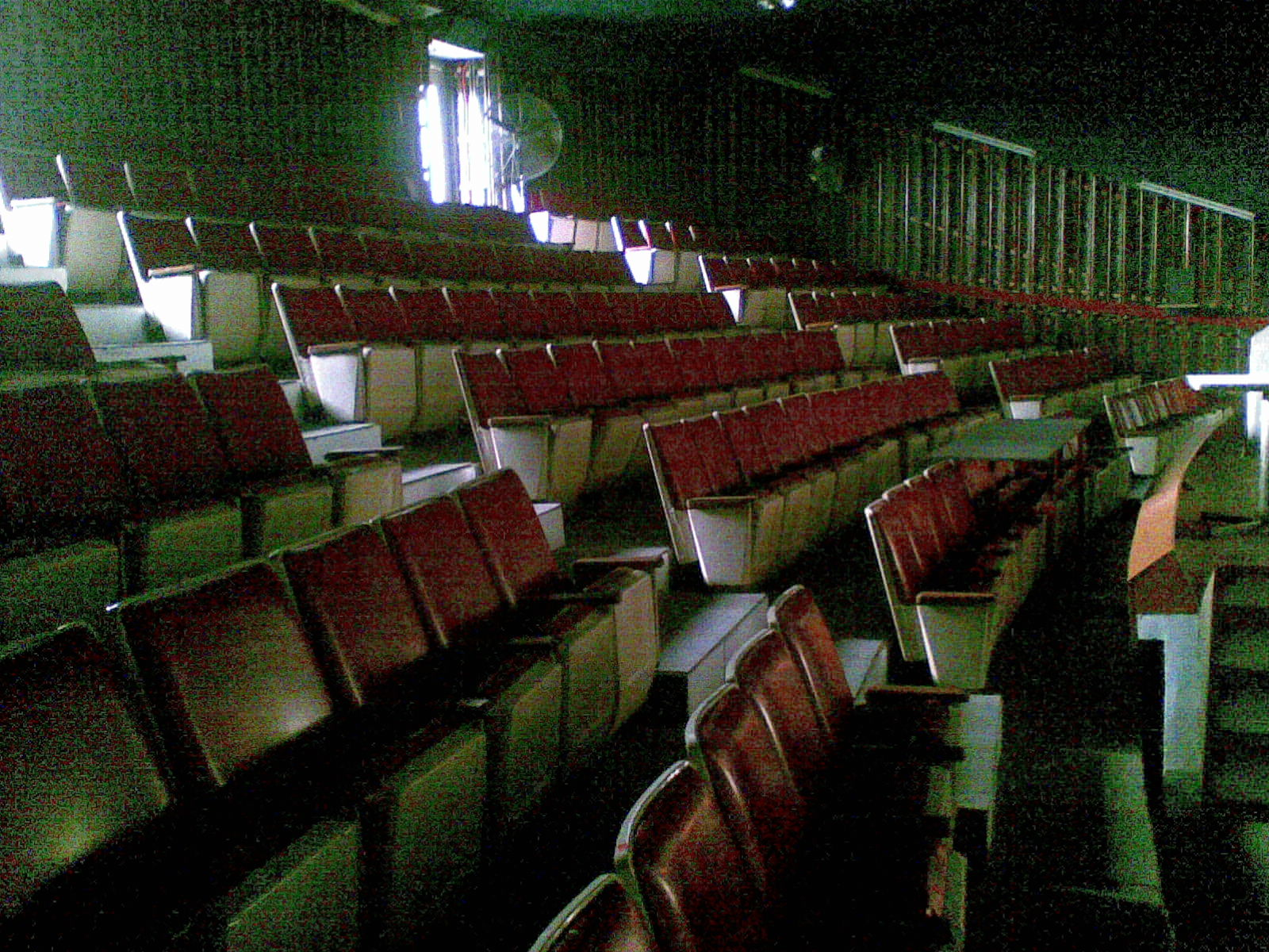auditorium space