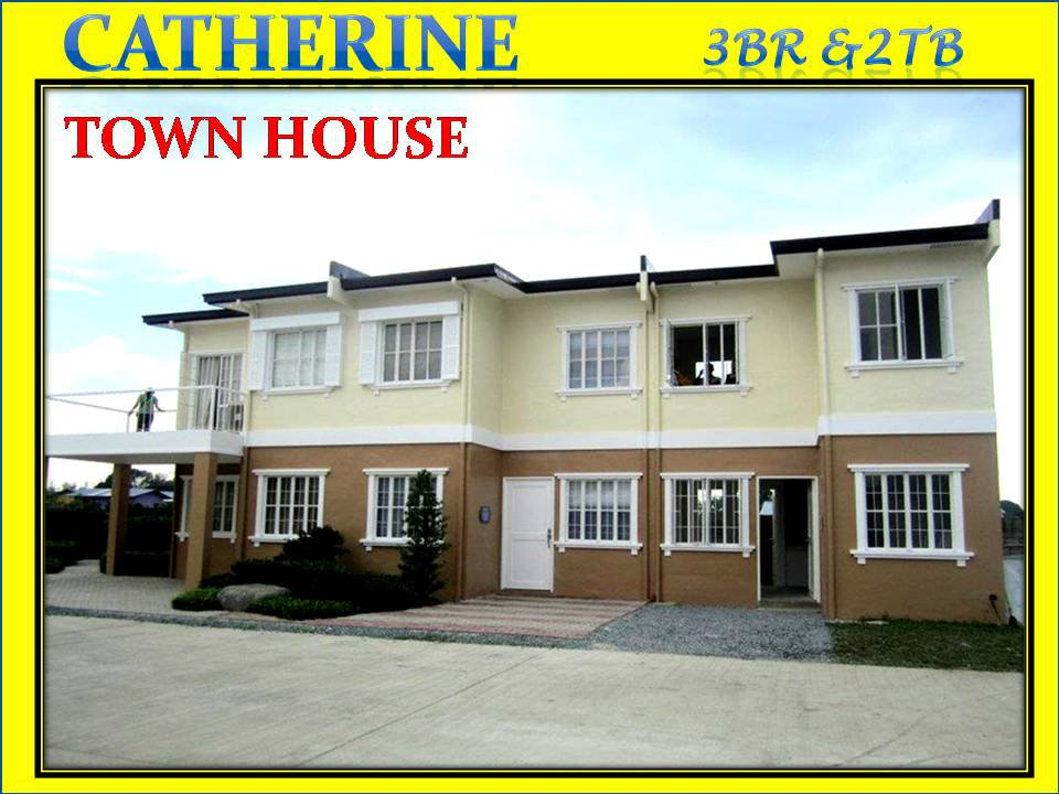 CATHERINE Town House