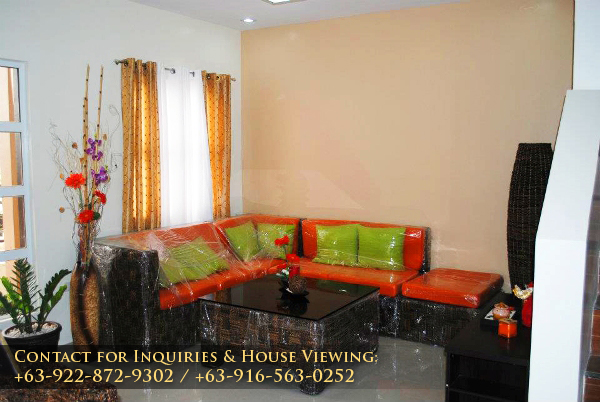 House for Sale Bacoor - Patricia Executive Village Bacoor Cavite