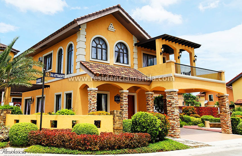 LUXURY HOUSE & LOT CAVITE - Lladro Model | Crown Asia Bacoor