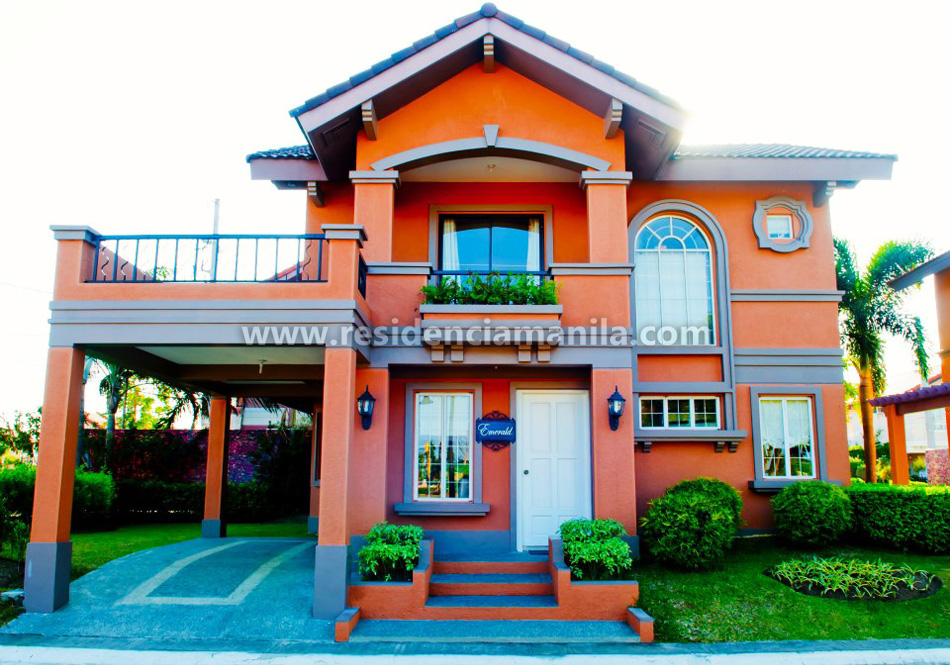 CROWN ASIA Citta Italia Cavite Affordable Luxury Home Bacoor Cavite | Exclusive Village Citta Italia Bacoor