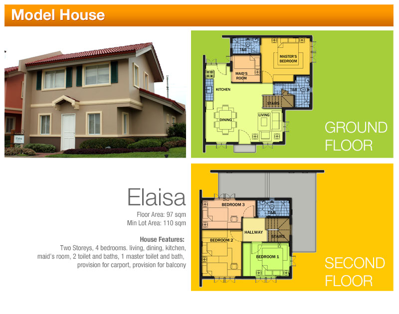 Model House...Elaisa  5 bedroom  3,319,492