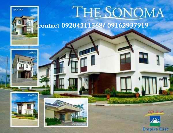 THE SONOMA: