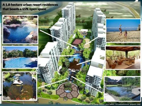 KASARA URBAN RESORT RESIDENCES: EAGLE ST, AND P. ANTONIO AVE., UGONG, PASIG CITY