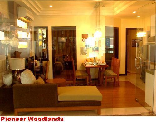 PIONEER WOODLANDS: EDSA COR. PIONEER ST. MANDALUYONG CITY