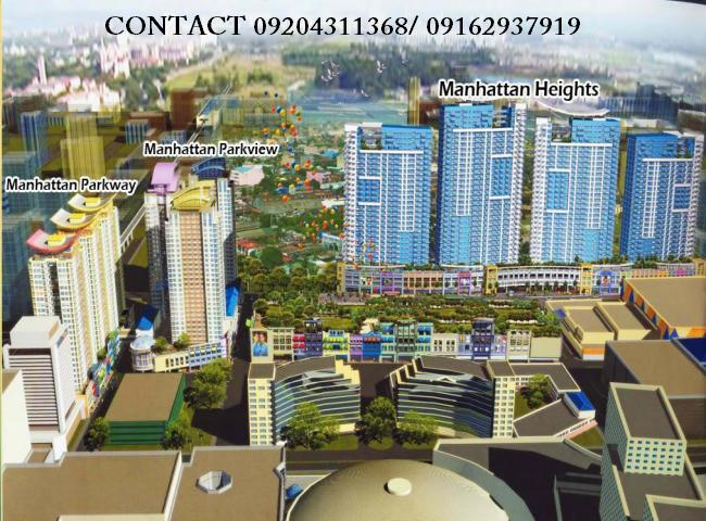 MANHATTAN GARDEN CITY: ARANETA CENTER QUEZON CITY