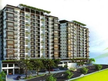 Sundance Residences Perspective