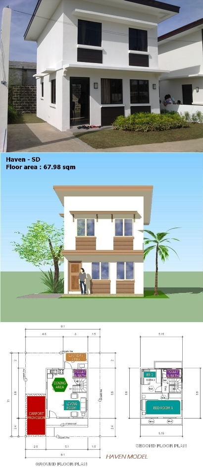 Haven House Model (Single Detached0