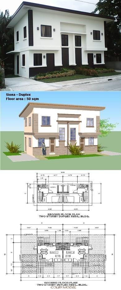 Siena Model (Duplex)