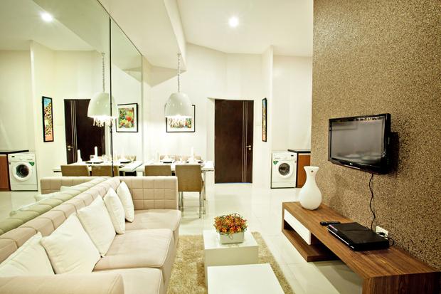 One Pavilion Place 1BR model unit-2