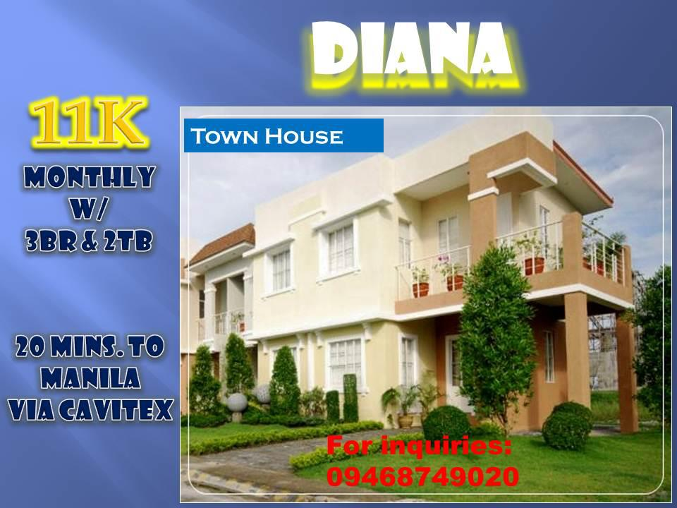 DIANA TOWN HOUSE