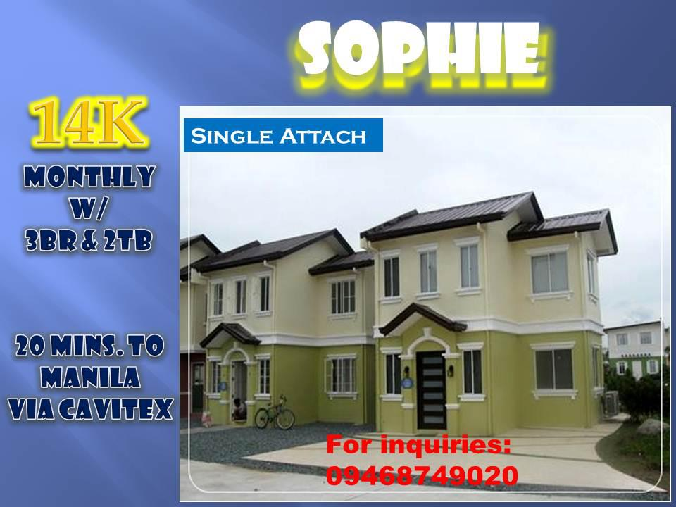 SOPHIE SINGLE ATTACH>