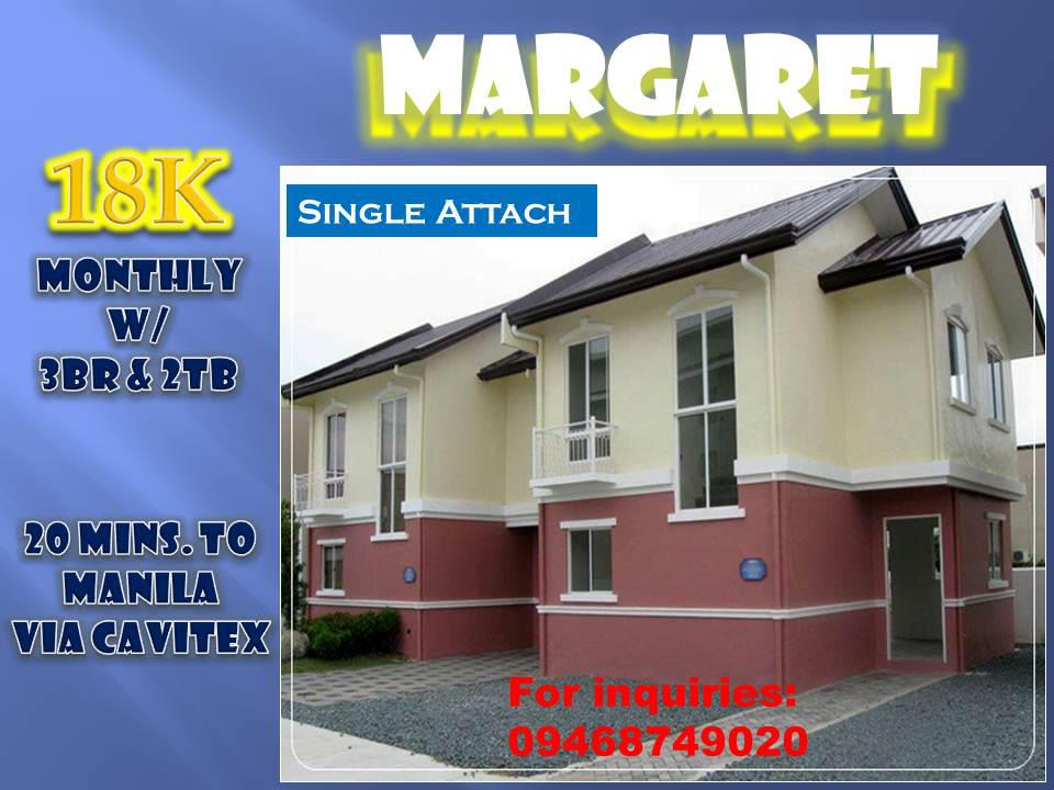 MARGARET SINGLE ATTACH