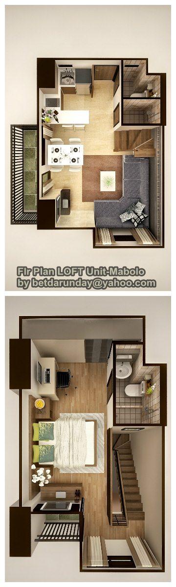 Loft-Flr Plan Mabolo