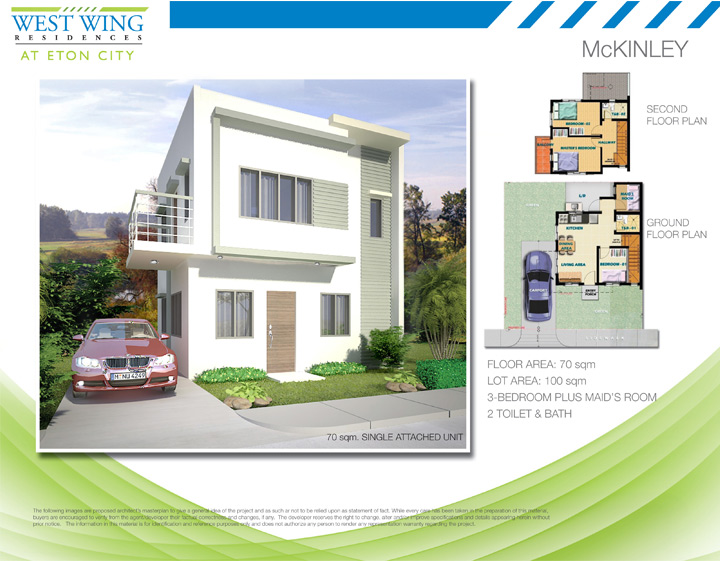 mckinley west wing residences