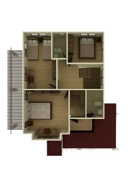 South Glendale Aspen House and Lot Floorplan-2