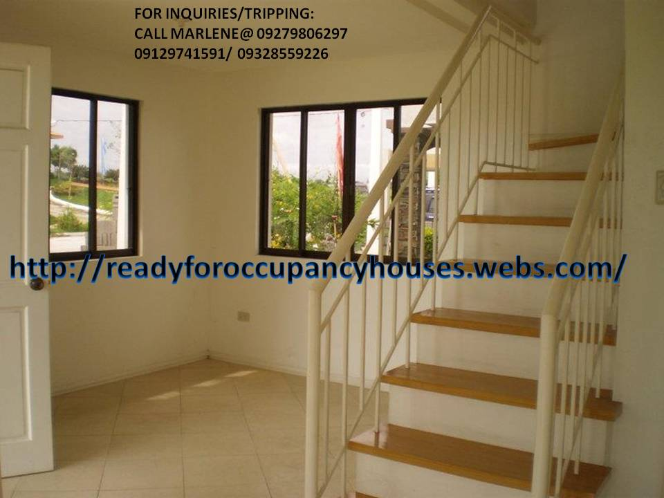 Haila Model for sale ready for occupancy 4bedrooms 4toilet and bath complete type