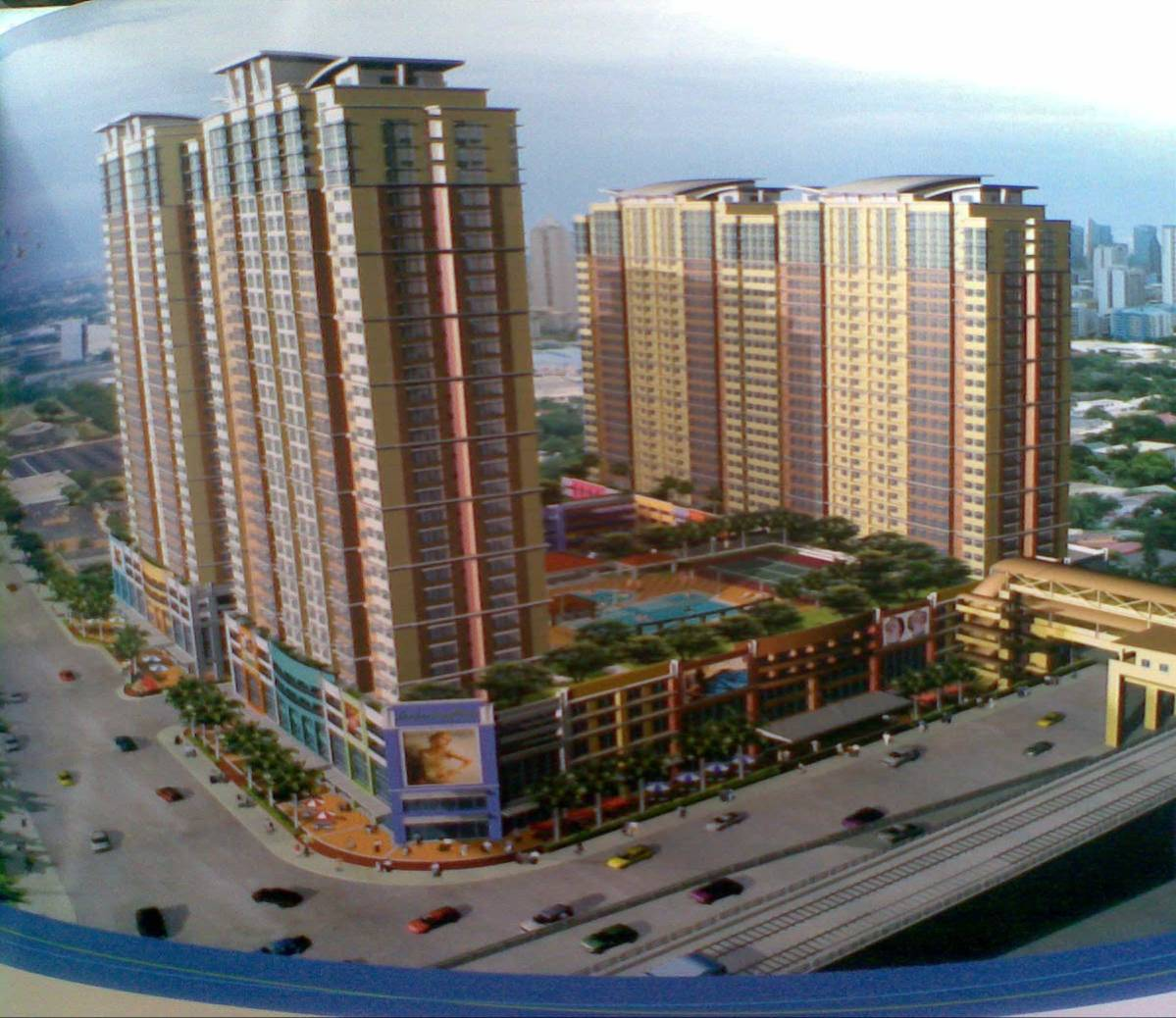 Makati Condo Affordable and No Down Payment. Good Location and Good Investment