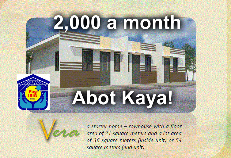 2,000 a month house and lot near MRT 7- NUVISTA SAN JOSE