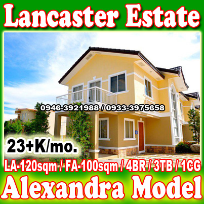 Alexandra Single Attached at Lancaster New city